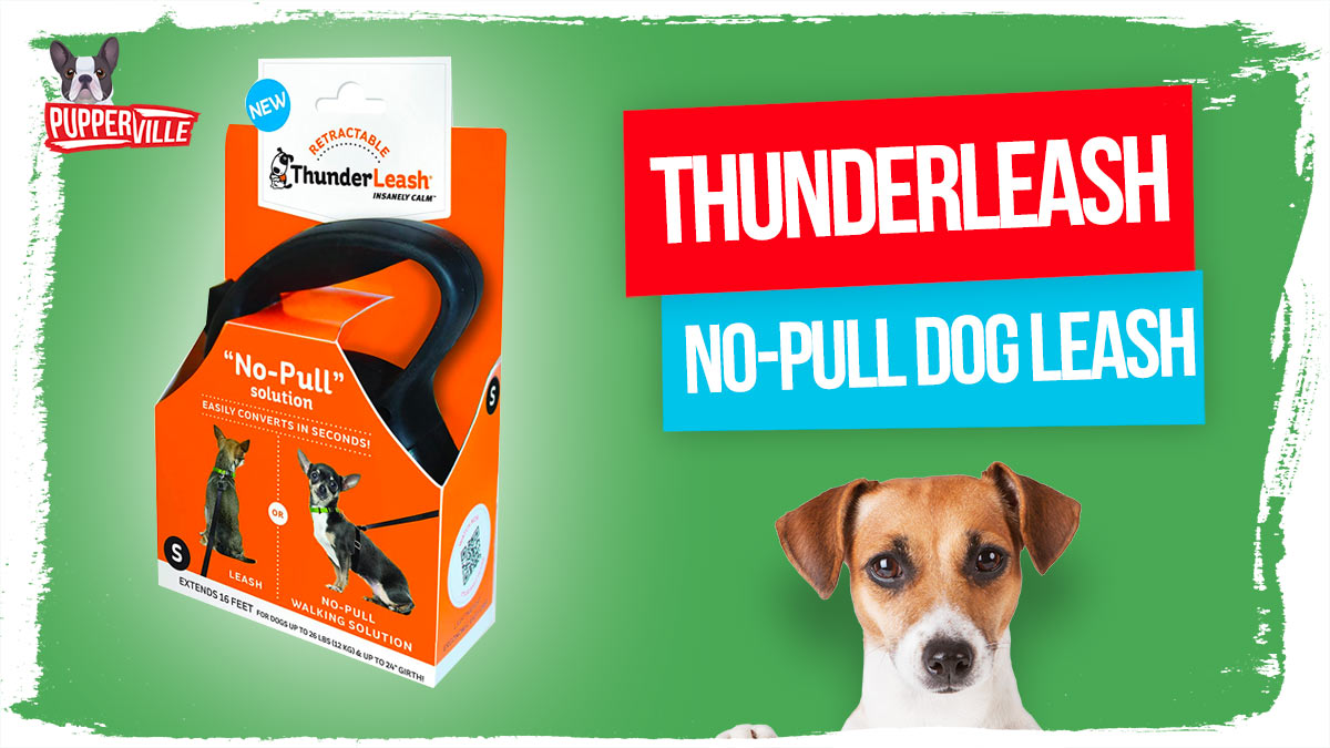 ThunderLeash-Retractable-No-Pull-Dog-Leash